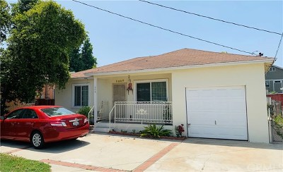 Pomona Single Family Home For Sale: 608 E Fernleaf Avenue