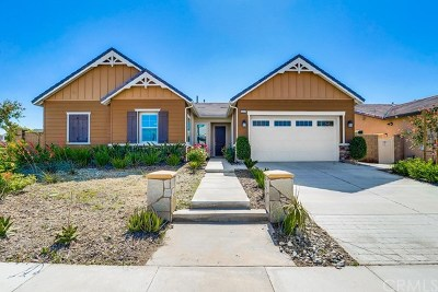 Chino Single Family Home For Sale: 14429 Birmingham Drive
