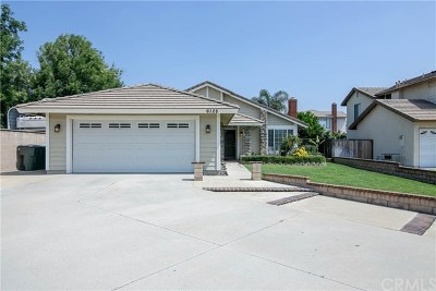 Chino Single Family Home For Sale: 6128 Ashley Ct