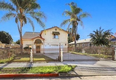 El Monte Single Family Home Active Under Contract: 11032 Kauffman Street