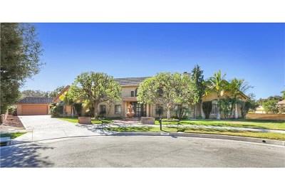 Glendora Single Family Home For Sale: 2002 Valiant Street