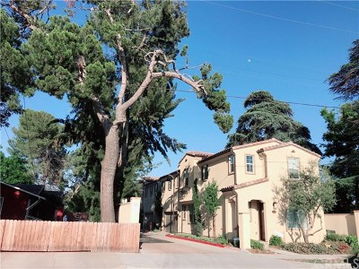 Los Angeles County Condo/Townhouse For Sale: 800 S Gladys Avenue