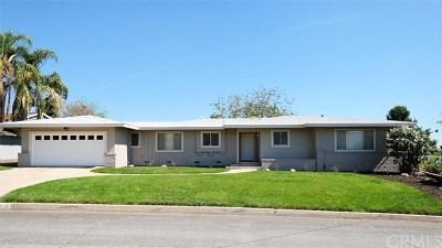 Yucaipa Single Family Home For Sale: 11712 Peach Tree Circle