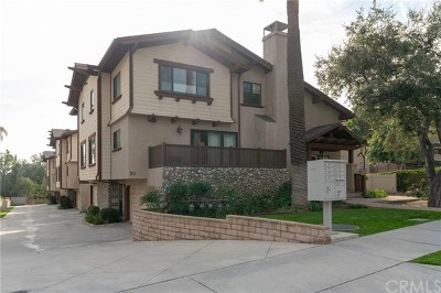 Sierra Madre Condo/Townhouse For Sale: 50 Esperanza Avenue #C