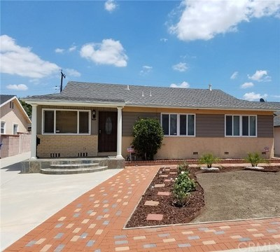 Hacienda Heights Single Family Home For Sale: 1344 Olympus Avenue