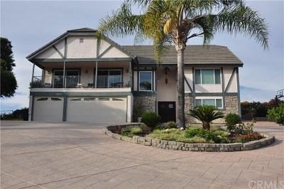 Walnut Single Family Home For Sale: 563 Pierre Road