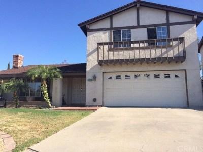 Walnut Single Family Home For Sale: 566 Vista Rambla
