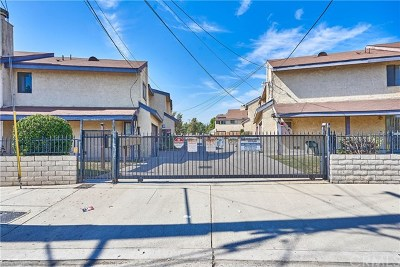 El Monte Condo/Townhouse For Sale: 9471 Cortada Street #G