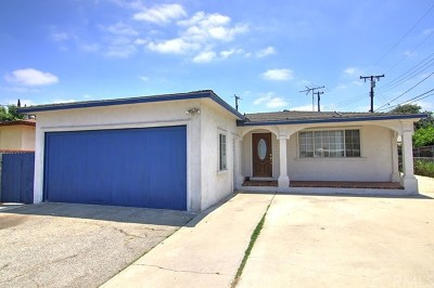 Hacienda Heights Single Family Home For Sale: 14832 Clark Avenue