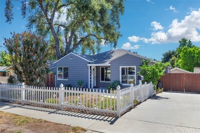Sierra Madre Single Family Home For Sale: 210 Mariposa Avenue