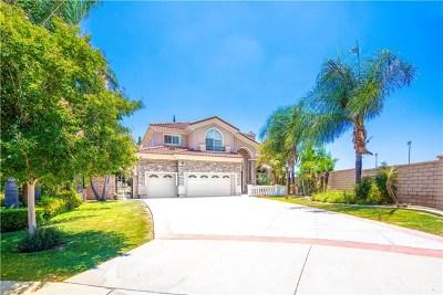 Walnut Single Family Home For Sale: 568 Tri Net Court