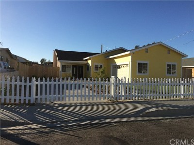 San Bernardino Single Family Home For Sale: 5070 N Orange Drive