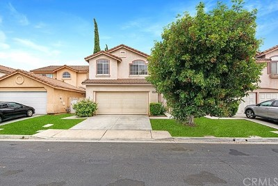 West Covina Single Family Home For Sale: 1496 Lagoon