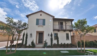 Orange County Single Family Home For Sale: 110 Grazie