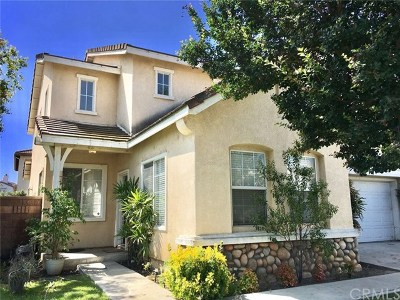 Chino Hills Single Family Home For Sale: 5643 Danville Court