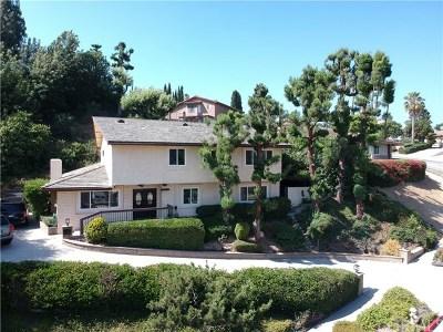 South Pasadena Single Family Home For Sale: 1951 Alpha Avenue