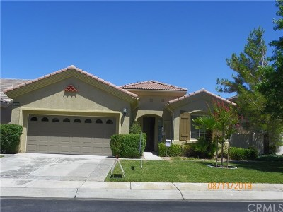 Apple Valley Single Family Home For Sale: 10855 Katepwa Street