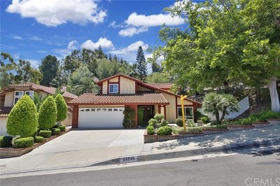 Single Family Home For Sale: 20948 Glenbrook Drive