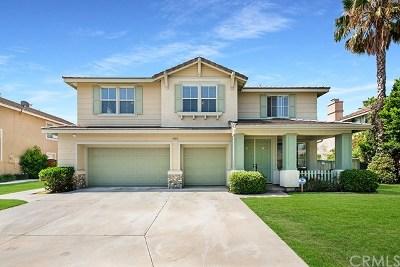 Rancho Cucamonga Single Family Home For Sale: 12851 Craig Drive