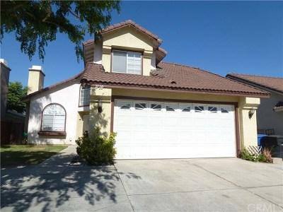 San Bernardino Single Family Home For Sale: 2720 Annapolis Circle