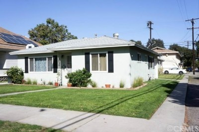 Upland Single Family Home For Sale: 410 N 10th Avenue
