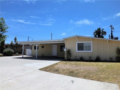 La Puente Single Family Home For Sale: 16348 Dubesor Street