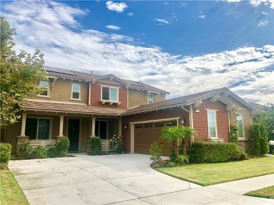 Rancho Cucamonga Single Family Home For Sale: 13256 Joliet Drive