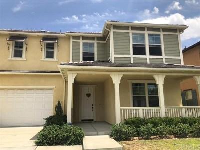 Azusa Single Family Home For Sale: 1348 N N Vosburg Drive