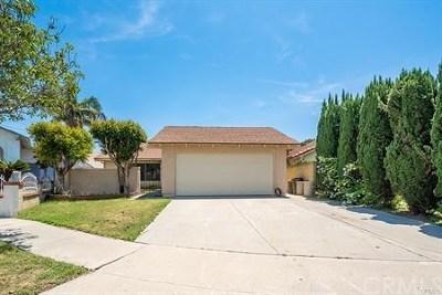 Cerritos Single Family Home For Sale: 19914 Rainbow Way