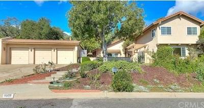 Glendora Single Family Home For Sale: 1009 Becklee Road