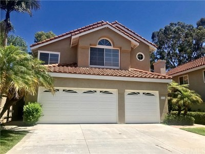 Laguna Niguel Single Family Home For Sale: 15 Springbrook Road