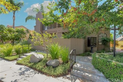 Pasadena Condo/Townhouse For Sale: 773 S Marengo Avenue #9