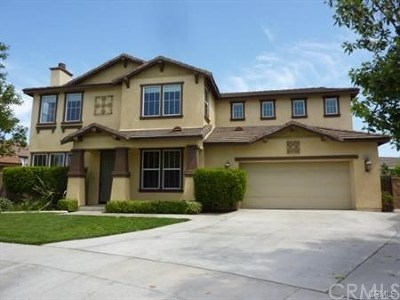 Chino Single Family Home For Sale: 6653 Joy Court