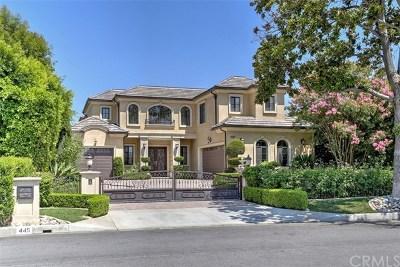Arcadia Single Family Home For Sale: 445 W Woodruff Avenue