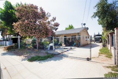 El Monte Single Family Home For Sale: 12142 Killian Street