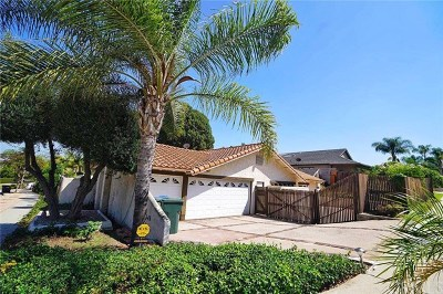 Hacienda Heights Single Family Home For Sale: 15348 Via Verita Avenue