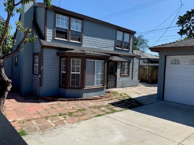 El Monte Single Family Home For Sale: 11417 Hallwood Drive