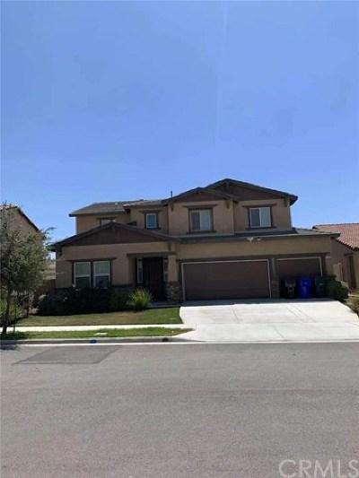 Riverside County Single Family Home For Sale: 7746 Joshua Street