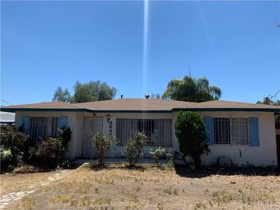 San Diego County Single Family Home For Sale: 8643 Lamar Street