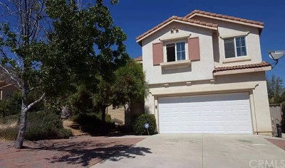 Canyon Lake, Lake Elsinore, Menifee, Murrieta, Temecula, Wildomar, Winchester Rental For Rent: 33177 Leeward Way