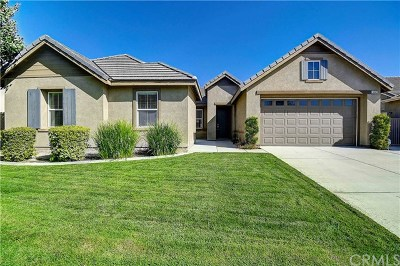 Rancho Cucamonga CA Single Family Home For Sale: $1,250,000