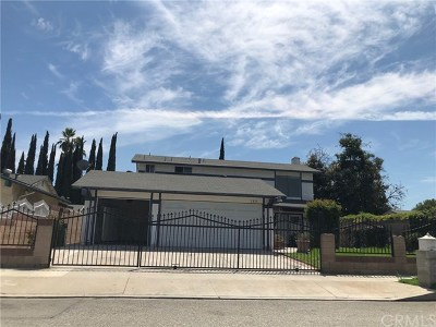 Baldwin Park Single Family Home For Sale: 3822 Cosbey Street