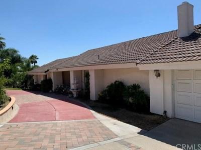 Diamond Bar Single Family Home For Sale: 2605 Indian Creek Road