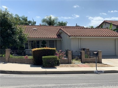 Rowland Heights Single Family Home For Sale: 19420 Bluffwood St