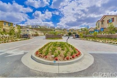 Diamond Bar Condo/Townhouse For Sale: 3123 Marigold Circle