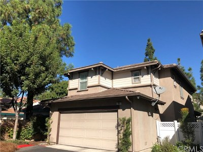 Rancho Cucamonga Single Family Home For Sale: 11433 Mountain View Drive #56