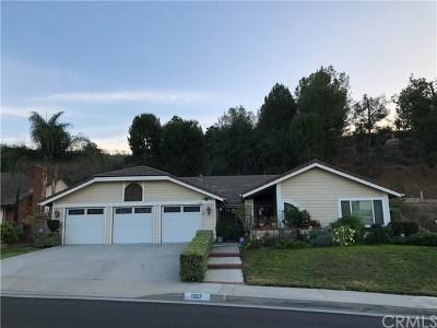 Walnut CA Single Family Home For Sale: $899,000