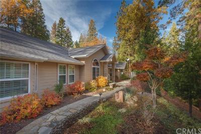 Oakhurst Single Family Home For Sale: 39548 Whispering Way