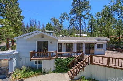 Bass Lake Single Family Home For Sale: 39571 Saunders