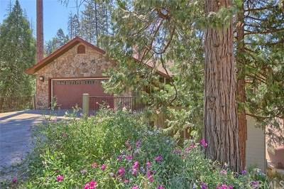 Bass Lake Single Family Home For Sale: 53930 Creekside Lane